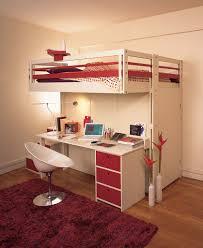 bureau sous lit mezzanine lit mezzanine dressing avec dressing sous lit mezzanine maison