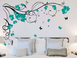 wall painting designs pictures for hall unbelievable ideas colour