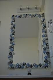 Decorating A Bathroom by Homey Ideas Bathroom Mirror Decorating For Surripui Net