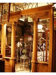 Oak Room Divider Great Victorian Room Divider Antique White Oak Victorian Room