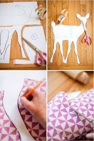 diy giant animal wall stickers with free printables this 4