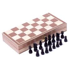 Wooden Chess Set by Buy 15