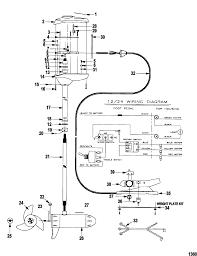 complete trolling motor model ef67p 24 volt for motorguide