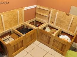 Kitchen Table With Storage Kitchen Kitchen Storage Bench And 28 Corner Kitchen Table With