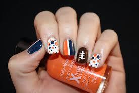 bronco nail design choice image nail art designs