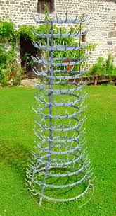 european wine beer cider very tall french bottle drying rack