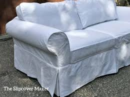 sure fit denim sofa slipcover denim slipcover sofa custom sofa slipcover in white cotton bull