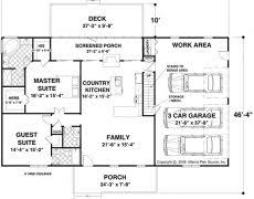 1500 sq ft ranch house plans 1500 sq ft house plan elevation home deco plans