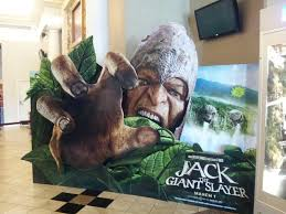jack the giant killer movie poster jack the giant slayer standee movie marquees posters