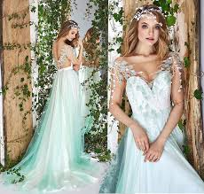 green wedding dress 5 things you should about unique wedding dress papilio
