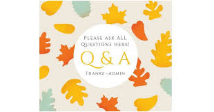 Questions About Thanksgiving Faq