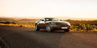 green aston martin db11 aston martin db11 review carwow