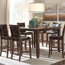 torence 7 piece counter height dining set