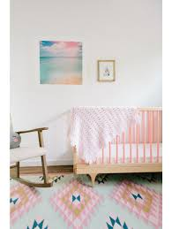 Pink And Green Rugs For Girls Room Elodie Rug By Glitter Guide Georgia Nursery And Babies