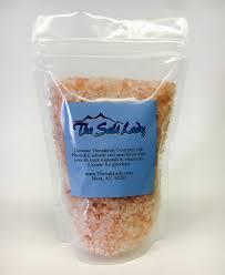 himalayan salt himalayan pink salt course ground 100 natural salt