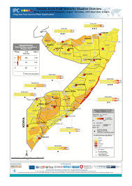 Map Of Somalia Terror Free Somalia Foundation The Difficult Art Of Stabilization