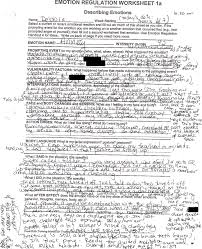 worksheet dialectical behavior therapy worksheets caytailoc free