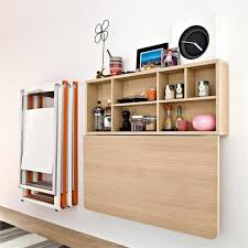 space saving kitchen furniture notice the folding chairs hanging on the wall kitchen console