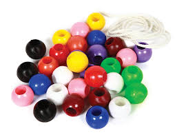 Color Image Online by Buy Skillofun Plastic Beads Set 50 Beads Multi Color Online At