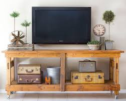 Tv Wall Decor by Remodelaholic 95 Ways To Hide Or Decorate Around The Tv
