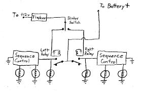 sequential turn signals