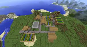 minecraft car pe minecraft 1 2 seed village with blacksmith minecraft seeds