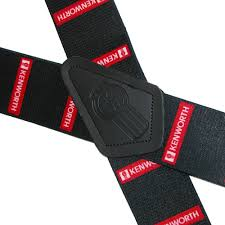 kenworth repair shop near me ctm mens 2 inch wide kenworth clip end truck suspenders walmart com