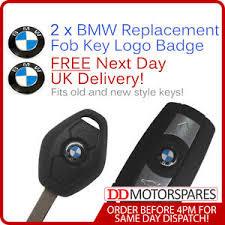 bmw 3 series key fob 2 x bmw remote key fob badge logo emblem sticker 11mm for 1 3 5
