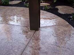 Concrete Patio Cost Per Square Foot by How Much Is A Concrete Patio Per Square Foot Home Design Ideas