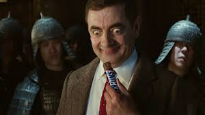 Snickers Commercial Meme - snickers mr bean tv advert subtitled youtube
