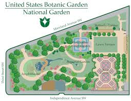 Us Botanic Garden National Garden The National Fund For The United States Botanic