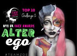 Challenge Uk Nyx Uk Ireland Awards 2016 Top 10 Challenge Alter Ego