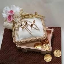 arras para boda baul porta anillos y arras original para bodas boda flor