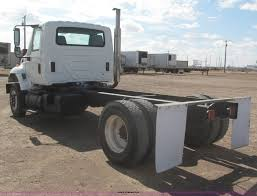 2002 international 7400 cab and chassis item f7314 sold