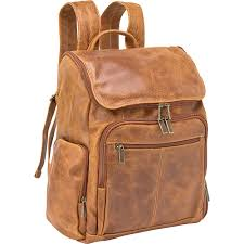 Rugged Leather Backpack Computer Backpacks Bags Handbags Totes Purses Backpacks