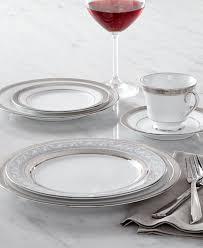 noritake dinnerware crestwood platinum collection china