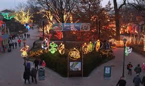 Columbus Zoo Lights Hours by Toledo Zoo Lights Compete For Best In U S The Blade