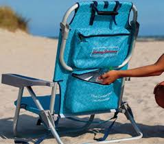 Backpack With Chair Best Beach Chairs Outerbanks Com
