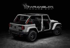 Jeep Wrangler This Is Pretty Much The 2018 Jeep Wrangler