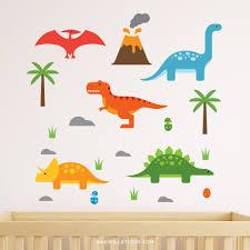 dinosaur wall decals maxwill studio dinosaur wall decals