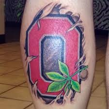 Ohio State Tattoos - images about buckeyestattoo tag on instagram