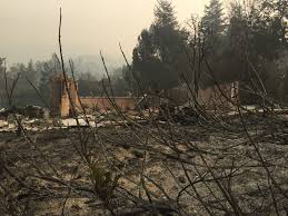 Wildfire Woodland Hills Ca by Death Toll Rises To 17 As Wildfires Ravage Norcal Homes