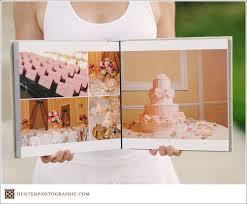 Professional Wedding Album Molly U0026 Dave A Custom Heirloom Wedding Album U0026 Presentation Box