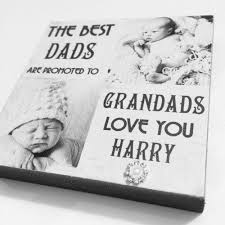 the best dads get promoted to the best dads are promoted to grandads