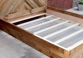 how to build a west elm bed love this doesn t look too