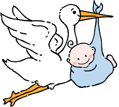 image of baby clipart stork 11023 baby boy stork clipartoons