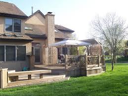 back yard house bigger houses mean smaller yards greenbuildingadvisor com