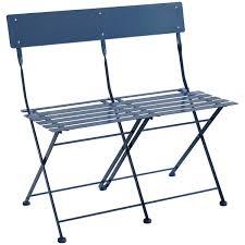 Metal Folding Bistro Chairs Charles Bentley 2 Seater Folding Bistro Set Charles Bentley