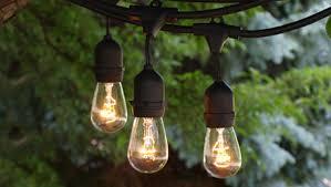 Light Bulb String Outdoor String Lights Shop Indoor Outdoor String Lights Partylights