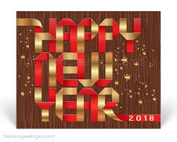 new year post cards 2018 happy new year postcards pc681 harrison greetings
